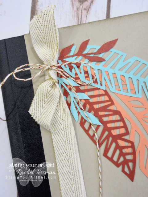 "Click here to see my Monster Gift Pocket, my prayer journal AND several other alternate project ideas created with the October 2018 Friends of a Feather Paper Pumpkin Kit shared in our blog hop: ""A Paper Pumpkin Thing""!…#stampyourartout #stampinup - Stampin' Up!® - Stamp Your Art Out! www.stampyourartout.com"