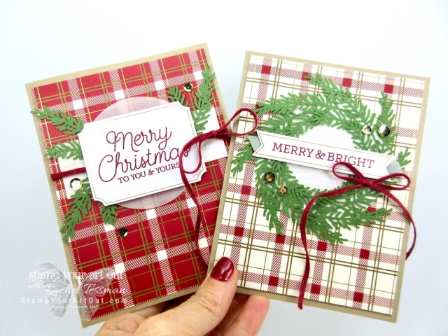 Click here to watch a how-to video and see fun alternate project ideas I created with the November 2018 To You And Yours Paper Pumpkin Kit!…#stampyourartout #stampinup - Stampin' Up!® - Stamp Your Art Out! www.stampyourartout.com
