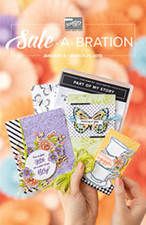 Sale-a-Bration 2019! #stampyourartout #stampinup - Stampin' Up!® - Stamp Your Art Out! www.stampyourartout.com