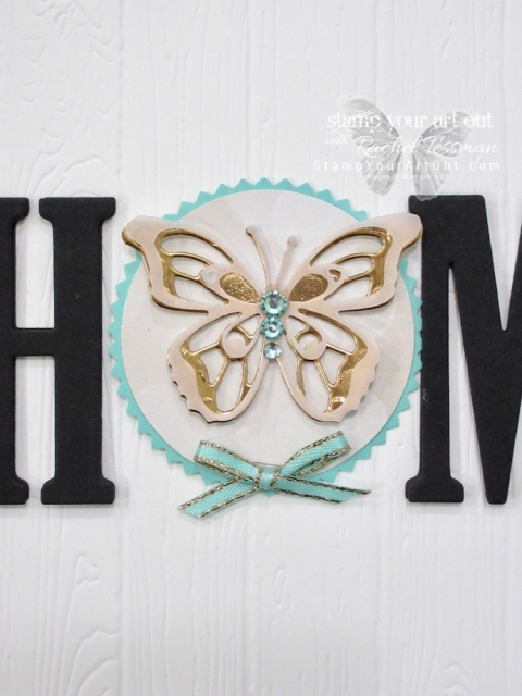 "Click here to see 4 more interchangeable ""O's"" for my 12 Months of Home Frameable Décor project and to access a link to purchasing my tutorial for the project with 12 other seasonal designs...#stampyourartout #stampinup - Stampin' Up!® - Stamp Your Art Out! www.stampyourartout.com"
