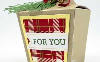 To You And Yours Takeout Treat Box