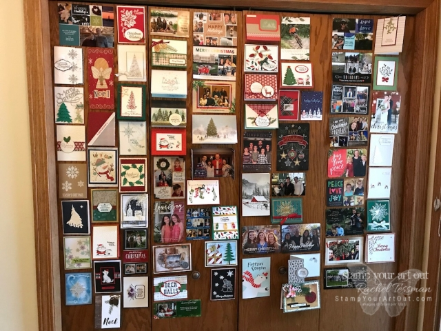 Happy Holidays from our family to yours! #stampyourartout #stampinup - Stampin' Up!® - Stamp Your Art Out! www.stampyourartout.com