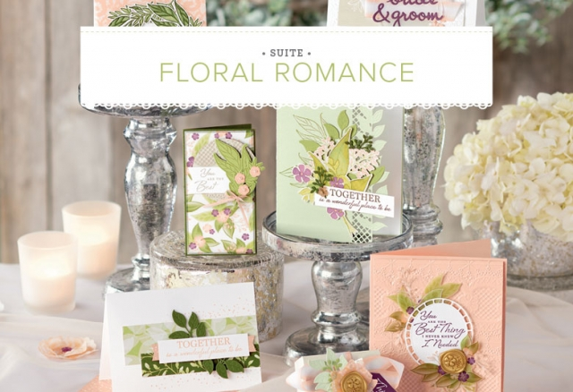 Floral Romance Suite from the 2019 Occasions Catalog! #stampyourartout #stampinup - Stampin' Up!® - Stamp Your Art Out! www.stampyourartout.com