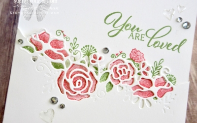 Forever Lovely Silver Elite Retreat Card