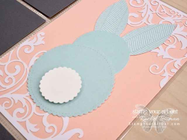 "Click here to see my cute bunny Memories & More photo pocket page, a sweet card that I'm sending to a few of my personal subscribers, AND several other alternate project ideas created with the January 2019 Be Mine Valentine Paper Pumpkin Kit shared in our blog hop: ""A Paper Pumpkin Thing""! #stampyourartout #stampinup - Stampin' Up!® - Stamp Your Art Out! www.stampyourartout.com"