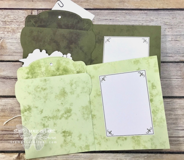 I altered the Precious Parcel Card kit (one of our 2019 Sale-a-Bration free picks with a $50 order) to create cute gift boxes and mini note cards. Click here to see more photos, watch my how-to video, get measurements, and be connected with the products I used. #stampyourartout #stampinup - Stampin' Up!® - Stamp Your Art Out! www.stampyourartout.com
