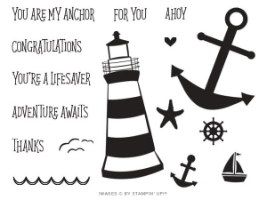 The April 2018 You Are My Anchor Pumpkin kit stamp set. #stampyourartout #stampinup - Stampin' Up!® - Stamp Your Art Out! www.stampyourartout.com