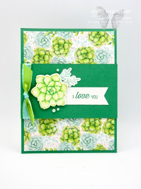 Click here to see my vertical strip fold card that I made with the Painted Seasons bundle, one of our 2019 second-release level 2 Sale-a-Bration free picks. You'll also be able to access measurements, directions, other photos, and links to the products I used! #stampyourartout #stampinup - Stampin' Up!® - Stamp Your Art Out! www.stampyourartout.com