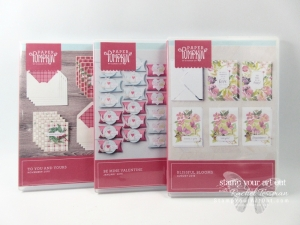Store your Paper Pumpkin stamp sets in Clear Mount Stamp Cases. Click here to access Stamp Set Case Inserts from January 2015 forward. #stampyourartout #stampinup - Stampin' Up!® - Stamp Your Art Out! www.stampyourartout.com