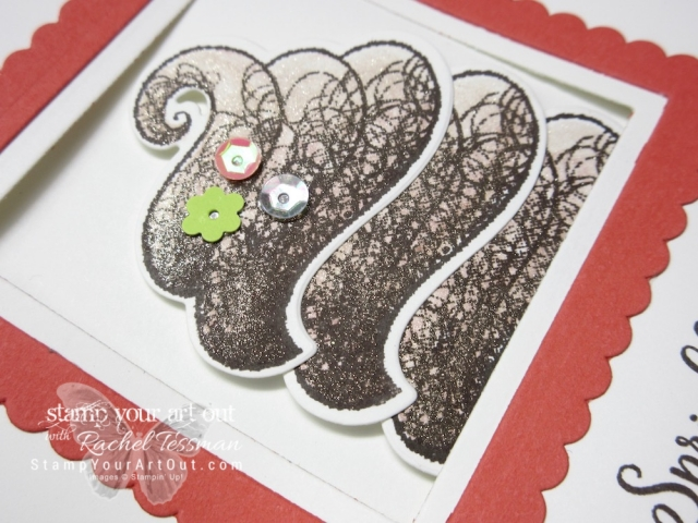"Here is a ""sweet"" card…a window pop-up card featuring the Hello Cupcake stamp set (a free level one 2019 Sale-a-Bration pick) and the coordinating Call Me Cupcake Framelits dies. Click here to learn more and get the details for recreating this fun card! #stampyourartout #stampinup - Stampin' Up!® - Stamp Your Art Out! www.stampyourartout.com"