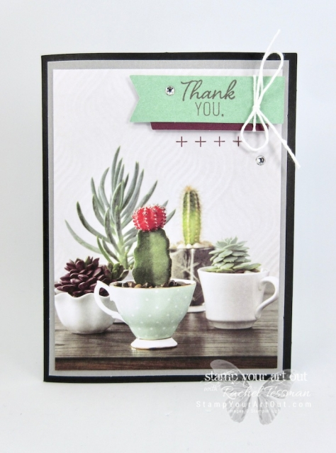 I have even more alternate project to share that I created with the February 2019 Grown with Kindness Paper Pumpkin Kit -- my 12x12 scrapbook page layout, a couple sweet note cards, two fun triangle gift boxes, and a mini pop out explosion card. Click here for photos of all these projects, a video where I share directions, measurements and tips for making them, and a complete product list linked to my online store! #stampyourartout #stampinup - Stampin' Up!® - Stamp Your Art Out! www.stampyourartout.com