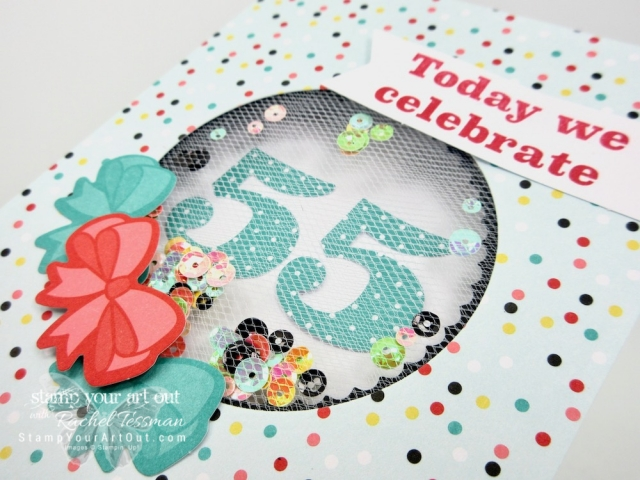 I'm excited to share with you what I created with the March 2019 Poppin' Birthday Paper Pumpkin Kit – tulle shaker cards, counting books, fun donut birthday cards, and two cake & candle cards made from only ½ of a kit card. Click here for photos of all these projects, a video where I share directions, measurements and tips for making them, and a complete product list linked to my online store! #onestopbox #stampyourartout #stampinup - Stampin' Up!® - Stamp Your Art Out! www.stampyourartout.com