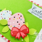 Click here to see fun alternate project ideas I created with the March 2019 Poppin' Birthday Paper Pumpkin kit: a 12x12 scrapbook page Easter-themed layout and matching greeting card (the one I designed to send to a few of my Paper Pumpkin subscribers). #onestopbox #stampyourartout #stampinup - Stampin' Up!® - Stamp Your Art Out! www.stampyourartout.com