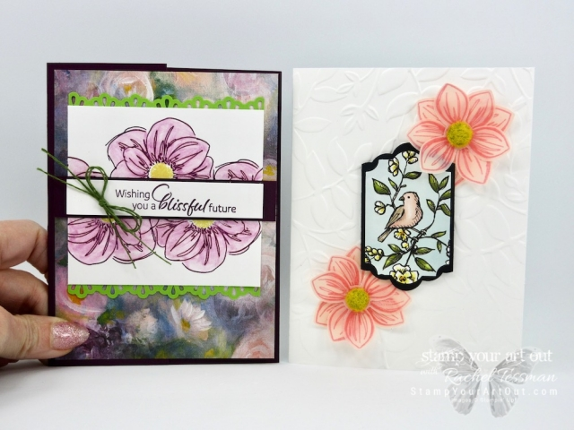 Having a blast at Stampin' Up!'s April 2019 OnStage in Minneapolis, MN! Click here to see my versions of the make-n-takes. #OnStage2019 #stampyourartout #stampinup - Stampin' Up!® - Stamp Your Art Out! www.stampyourartout.com