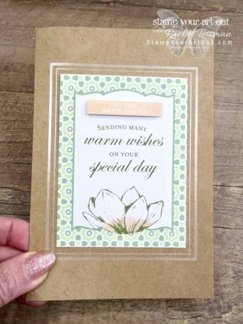 Click here to see seven super quick and beautiful cards AND a simple pocket photo page that I put together using the upcoming Magnolia Lane Memories & More Card Pack and coordinating Cards & Envelopes. I also share lots of new products that will be available come June 4th!!  Be sure to watch my video so you can see all my tips and tricks, get the step-by-step directions, and see all the goodies coming soon!  #stampyourartout #stampinup - Stampin' Up!® - Stamp Your Art Out! www.stampyourartout.com