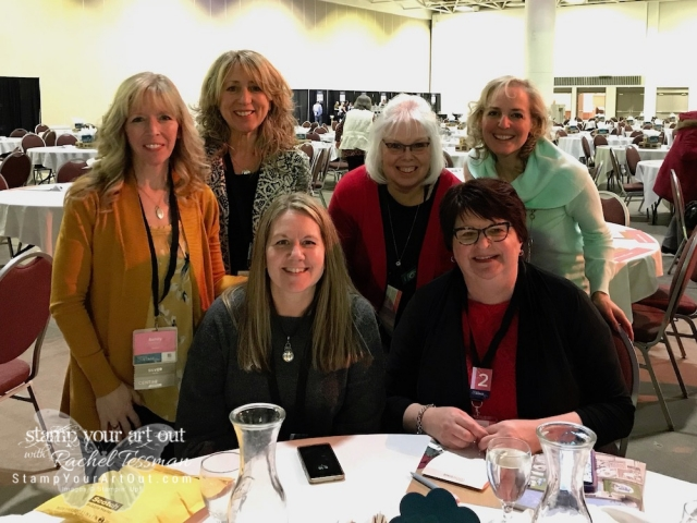Having a blast at Stampin' Up!'s April 2019 OnStage in Minneapolis, MN! #OnStage2019 #stampyourartout #stampinup - Stampin' Up!® - Stamp Your Art Out! www.stampyourartout.com