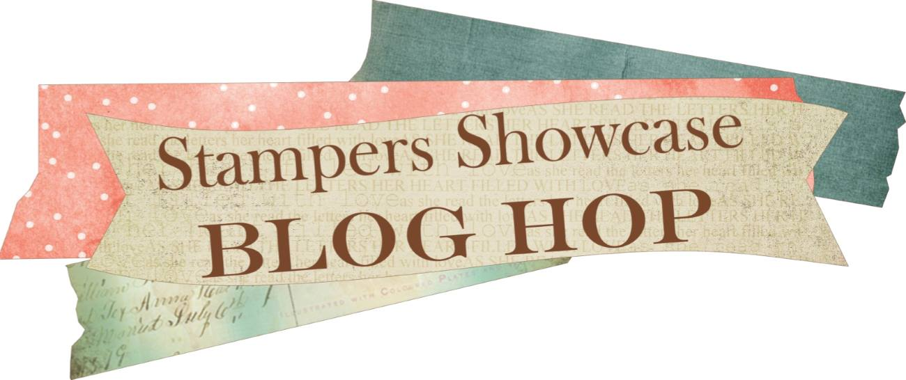 Stampers Showcase Blog Hop! #stampyourartout #stampinup - Stampin' Up!® - Stamp Your Art Out! www.stampyourartout.com