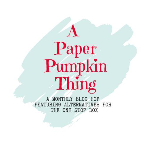 It's a Paper Pumpkin Thing blog hop… #stampyourartout - Stampin' Up!® - Stamp Your Art Out! www.stampyourartout.com