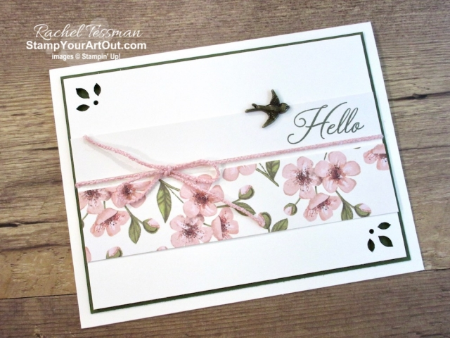 Click here to see a few alternate card ideas created with the May 2019 Hugs From Shelli Paper Pumpkin kit: 3 cards created by my Paper Pumpkin subscribers and one that I designed to send to a few of my Paper Pumpkin subscribers. #onestopbox #stampyourartout #stampinup - Stampin' Up!® - Stamp Your Art Out! www.stampyourartout.com
