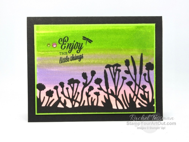 I love the new Friendly Silhouettes dies that just debuted in the 2019-20 Annual Catalog. Click here to see how I used these dies, the coordinating stamp set (Friend Like You), baby wipes, and reinkers to create three pretty scenery cards. I've included directions, measurements and supplies linked to my online store. #stampyourartout #stampinup - Stampin' Up!® - Stamp Your Art Out! www.stampyourartout.com