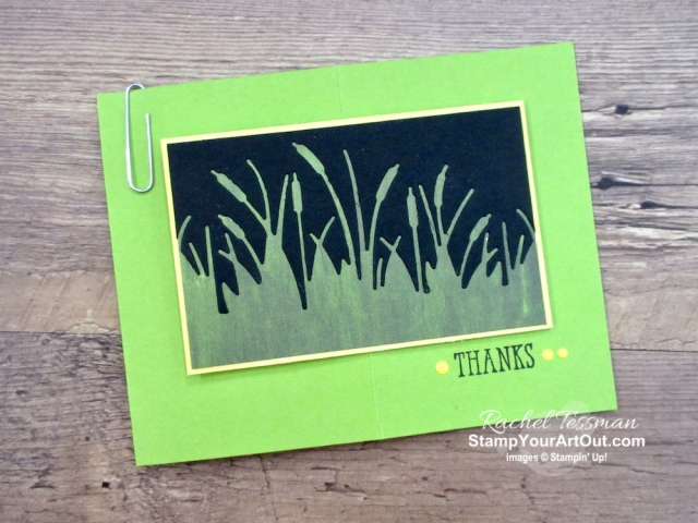 I love the new Friendly Silhouettes Dies that just debuted in the 2019-20 Annual Catalog. Click here to see how I used these dies, the Well Said Stamp Set, and the Perennial Essence Designer Paper to make some clip-in fun fold thank you cards. I've included directions, measurements and supplies linked to my online store. #stampyourartout #stampinup - Stampin' Up!® - Stamp Your Art Out! www.stampyourartout.com