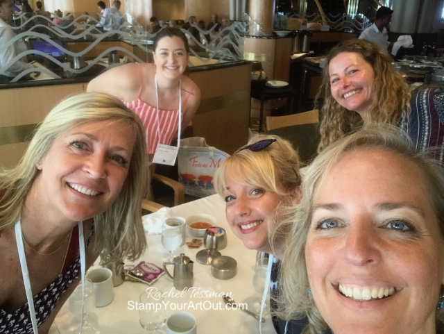 My sister and I had a great time on the Greek Isles Stampin' Up! Incentive Trip 2019! #stampyourartout #stampinup - Stampin' Up!® - Stamp Your Art Out! www.stampyourartout.com