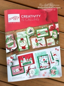 The 2019 Holiday Catalog debuts September 4, 2019! #stampyourartout #stampinup - Stampin' Up!® - Stamp Your Art Out! www.stampyourartout.com