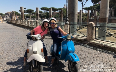 Ciao From Italy!