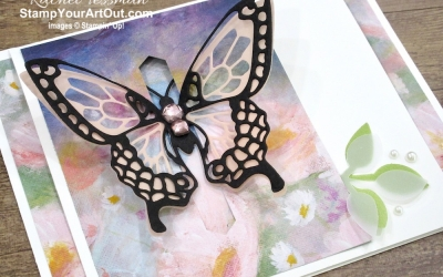 Butterfly Beauty Closure Card