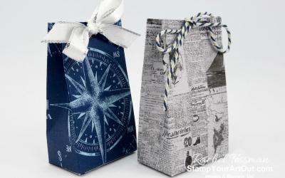 Come Sail Away Memories & More Cards & Bag
