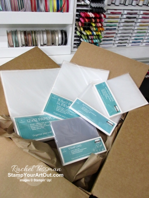 New products released from Stamp-n-Storage! - Stampin' Up!® - Stamp Your Art Out! www.stampyourartout.com