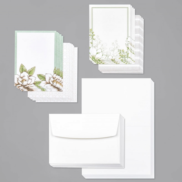 The Magnolia Lane Small Memories & More Card Pack. - Stampin' Up!® - Stamp Your Art Out! www.stampyourartout.com