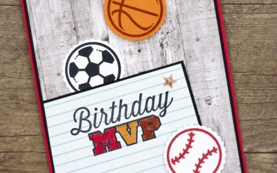 Birthday MVP Card