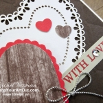Click here for directions, measurements and supplies AND to see more photos of a Christmas gift idea and a Valentine card I created with the November 2019 Winter Gifts Paper Pumpkin kit (the card I designed to send to a few of my Paper Pumpkin subscribers). - Stampin' Up!® - Stamp Your Art Out! www.stampyourartout.com