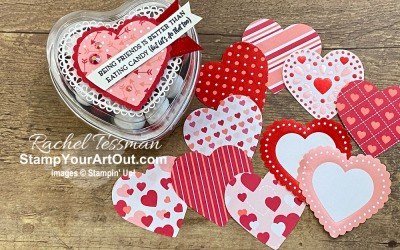 More Detailed Yummy Valentine Goodies