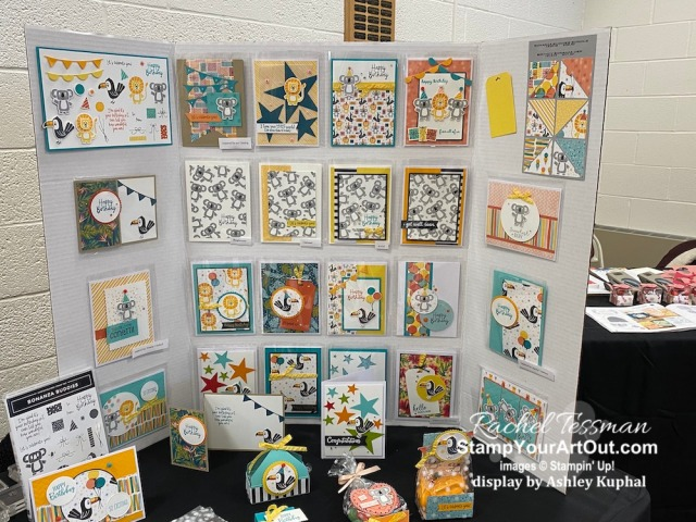 What fun we all had at the January 2020 Demos Galore event in White Bear Lake, MN on January 25, 2020! Click here to see what I was gifted and to see some glimses of this fantasic event. - Stampin' Up!® - Stamp Your Art Out! www.stampyourartout.com