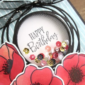 Here is a peek at the project I made for the Peaceful Poppies All Star Tutorial Bundle. Place a qualifying order in the month of February 2020 and get the bundle of fabulous paper crafting project tutorials for free! Or purchase it for just $15 US. - Stampin' Up!® - Stamp Your Art Out! www.stampyourartout.com