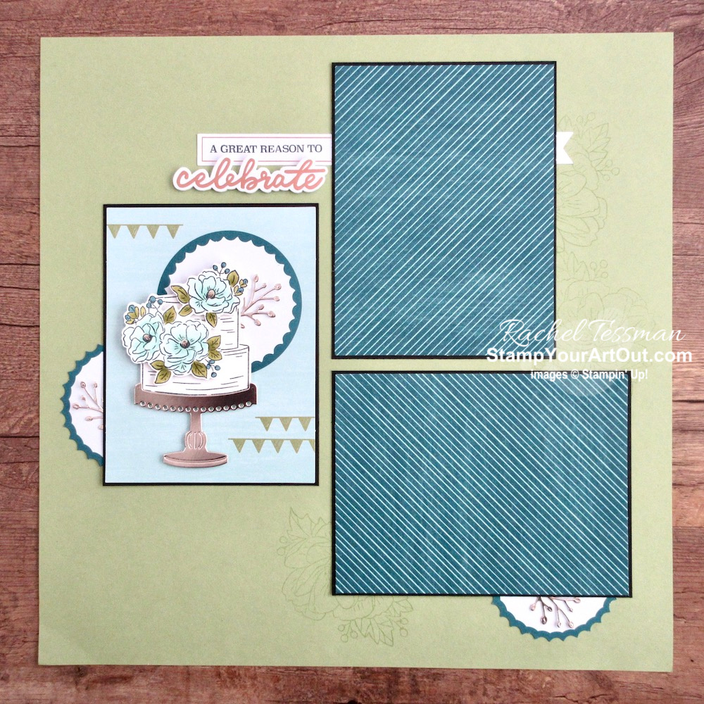 "Click here to see & get details for a fun mini gift bag and a beautiful page layout that I made with the contents of the February 2020 Lovely Day Paper Pumpkin Kit and coordinating products. Plus you can see several other alternate project ideas created with this kit by fellow Stampin' Up! demonstrators in our blog hop: ""A Paper Pumpkin Thing""! - Stampin' Up!® - Stamp Your Art Out! www.stampyourartout.com"