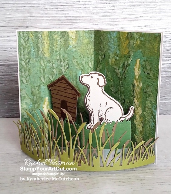 My Stampers With ART Showcase Stamper for the month of February 2020 created some great projects with the Friend Like You Stamp Set and coordinating Friendly Silhouettes Dies. Click here to see all the creations from Kym McCutcheon. - Stampin' Up!® - Stamp Your Art Out! www.stampyourartout.com