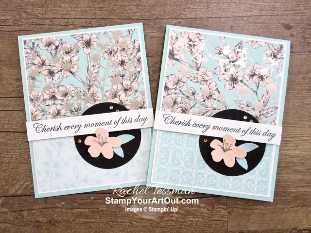 All Star Tutorial Blog Hop March 2020 featuring the Parisian Blossoms Suite of products from the 2020 Spring Catalog. Get directions, measurements and supplies for the card I created and shared. Learn how to grab up the awesome exclusive tutorial bundle. AND see other great ideas with this suite shared by the 11 others in our tutorial group! - Stampin' Up!® - Stamp Your Art Out! www.stampyourartout.com