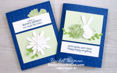 Timeless Tulips Daisy Punch Spring Cards