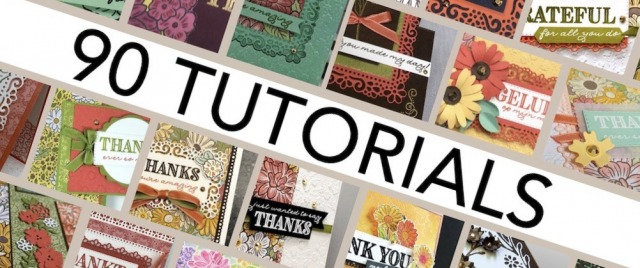 I am so excited to be able to share this bundle of 90 Ornate Garden tutorials with you! Each project includes instructions, photos, imperial and metric measurements, and complete product lists. Click here to learn more. Stampin' Up!® - Stamp Your Art Out! www.stampyourartout.com