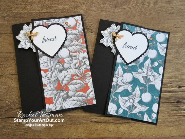 All Star Tutorial Blog Hop April 2020 featuring the Botanical Prints Medley of products from the 2020 Spring Catalog. Get directions, measurements and supplies for the cards I created and shared. Learn how to grab up the awesome exclusive tutorial bundle. AND see other great ideas with this medley shared by the 11 others in our tutorial group! - Stampin' Up!® - Stamp Your Art Out! www.stampyourartout.com