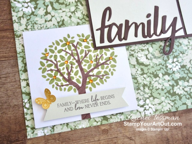 I'm excited to share with you what I created with the April 2020 My Wonderful Family Paper Pumpkin Kit – an accordion display card, a pocket fun-fold card, three decorated containers, and a 12x12 scrapbook page. Click here for photos of all these projects, a video with directions, measurements and tips for making them, and a complete product list linked to my online store! - Stampin' Up!® - Stamp Your Art Out! www.stampyourartout.com