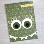 Here is a cute Ms. Magnolia Monster Card made with the Magnolia Lane Memories & More Card Pack. Click here to see photos, get measurements & directions, and shop for supplies from my online store so you can recreate it for yourself. - Stampin' Up!® - Stamp Your Art Out! www.stampyourartout.com