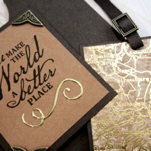 Here is a peek at the project I made for the World of Good All Star Tutorial Bundle. Place a qualifying order in the month of June 2020 and get the bundle of 12 fabulous paper crafting project tutorials for free! Or purchase it for just $15 US. - Stampin' Up!® - Stamp Your Art Out! www.stampyourartout.com