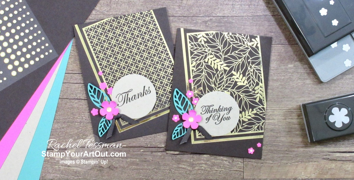 Stamp Your Art Out with Rachel Tessman ...#stampyourartout - Stampin' Up!® - Stamp Your Art Out! www.stampyourartout.com