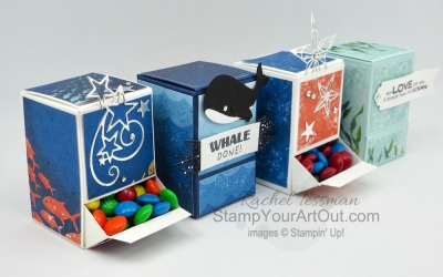 Whale of a Time Candy Dispenser