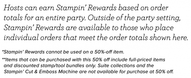 2020-21 Stampin' Rewards - Stampin' Up!® - Stamp Your Art Out! www.stampyourartout.com