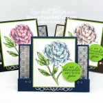 All Star Tutorial Blog Hop July 2020 featuring the Peony Garden Suite of products from Stampin' Up!'s 20-21 Annual Catalog… Get directions via a how-to video, measurements, and a list of supplies used for the center step fun fold cards I created and shared. Learn how to grab up the awesome exclusive tutorial bundle. AND see other great ideas with this suite shared by the 11 others in our tutorial group! - Stampin' Up!® - Stamp Your Art Out! www.stampyourartout.com
